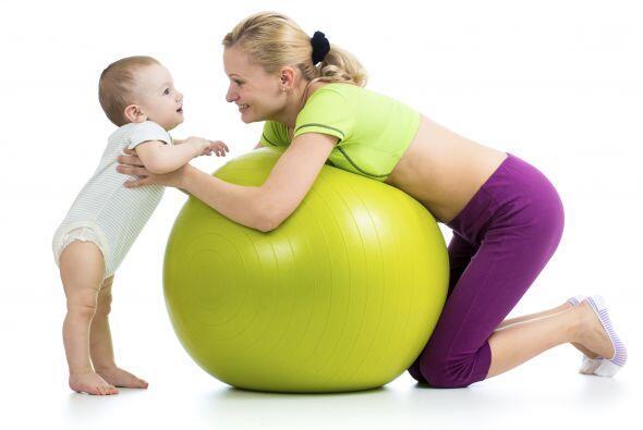 3. Se llenan de energía: Tanto mamá como bebé liberan una dosis consider...