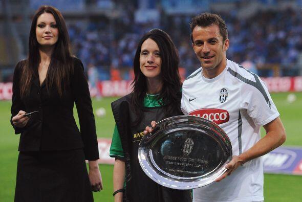 Juventus le ha hecho diversos homenajes con el paso de los años.