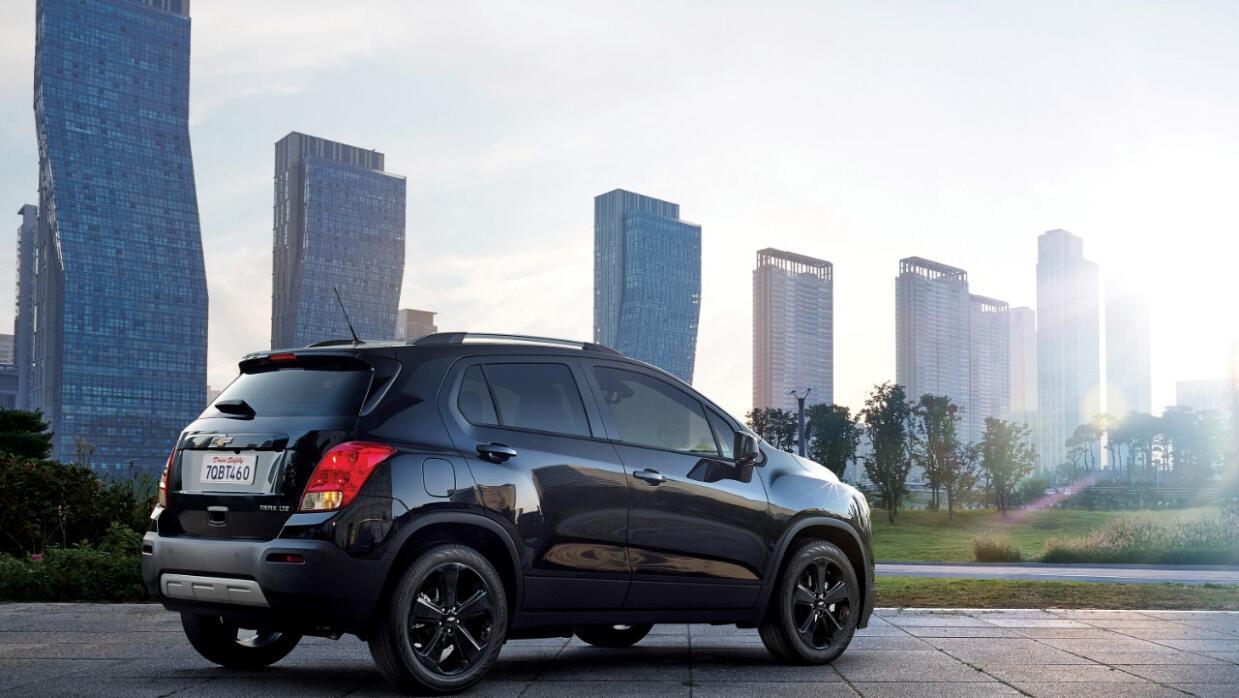 La serie oscura del pequeño SUV llega para brindar un look más audaz y d...