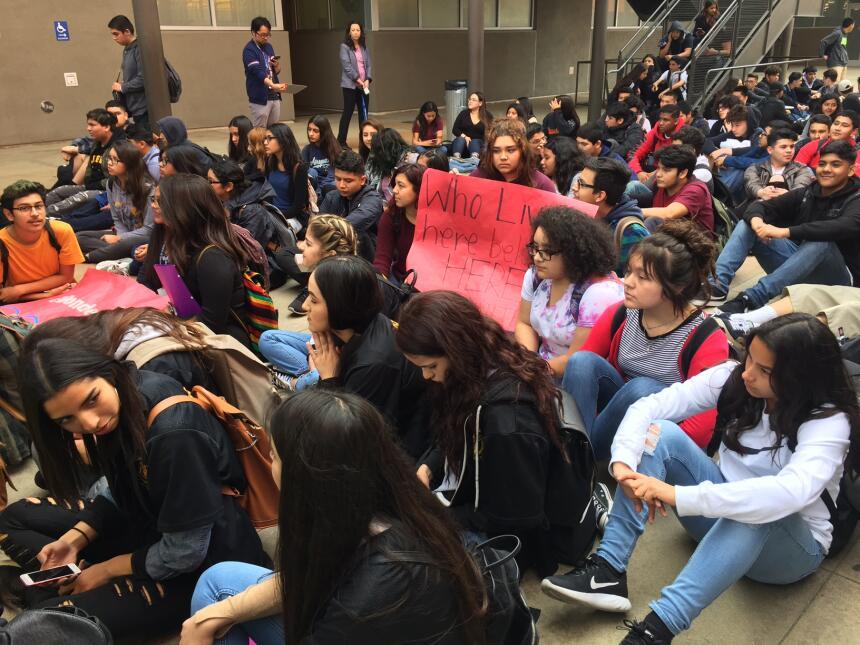 Un día sin inmigrantes en Los Ángeles