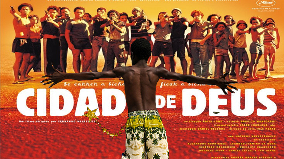 Cidade de Deus(2002), BrasilDirector: Fernando Meirelles, Kátia L...