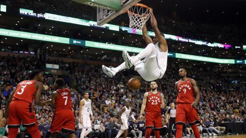 """""""Ellos son ahora el mejor equipo de la NBA, con 12 triunfos en fila..."""