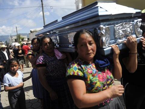 Amnistía Internacional pidió a Guatemala que tome medidas...