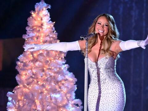 La Navidad fue oficialmente inaugurada en la Gran Manzana con la presenc...