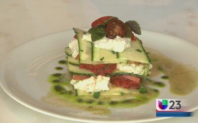 Este restaurante eleva el sabor de la comida vegana