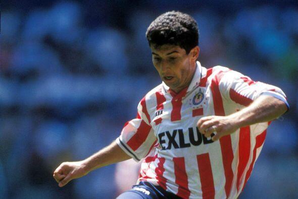 José Manuel De La Torre, el famoso 'Chepo' es otro de los jugadores que...