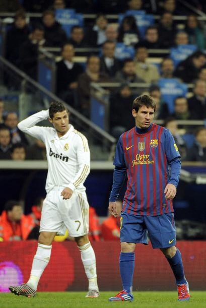 Tampoco resultaría extraño, pues tanto el madridista Cristiano Ronaldo c...