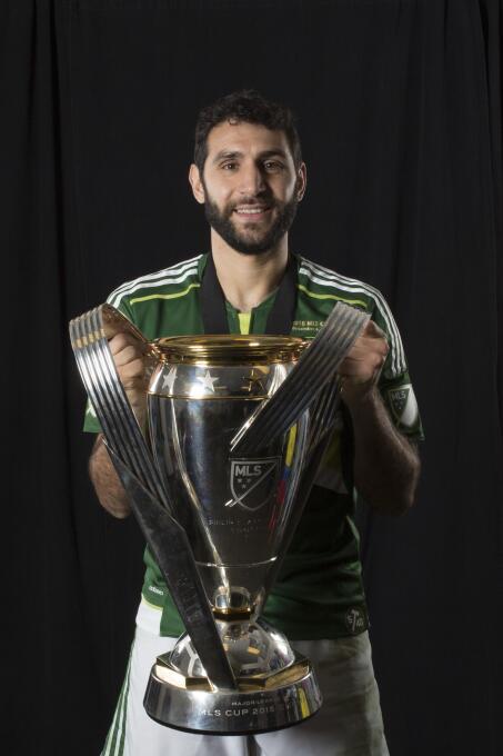 Diego Valeri fue el MVP de la MLS Cup