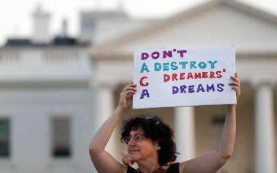 La Acción Diferida del 2012 protege de la deportación a ce...
