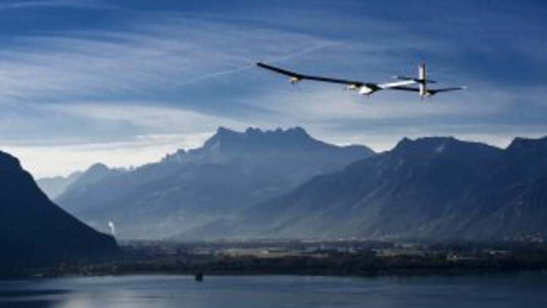 Este avión prototipo entró en la historia de la aeronáutica en julio de...