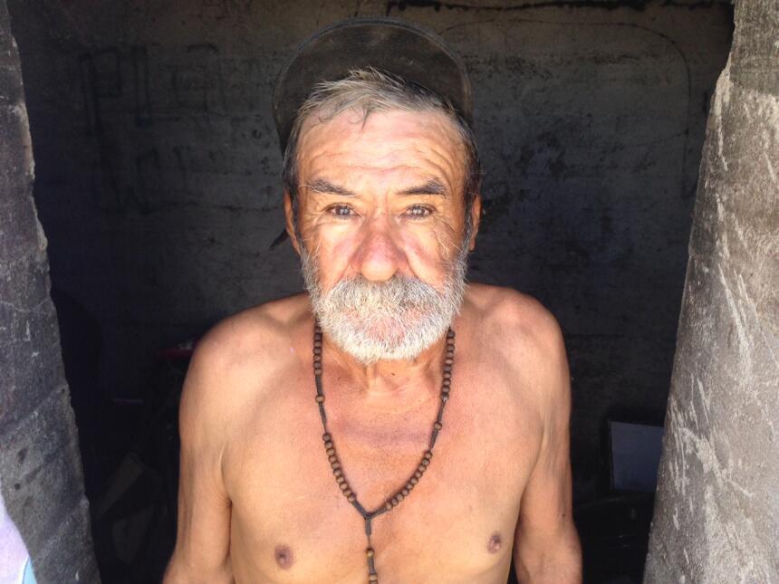 Canuto Carrillo, un sinaloense de 65 años que es parte de los campesinos...