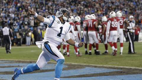 Panthers 49-15 Cardinals: Cam y Carolina apabullaron a Arizona y van al...
