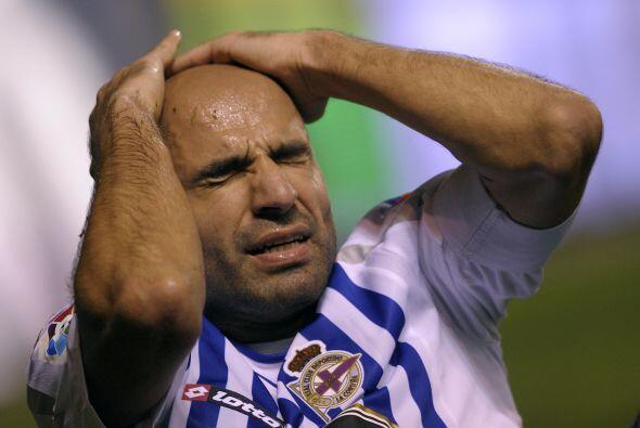 No sucedió más y Deportivo fue elminado de la Copa, mientras que Almería...