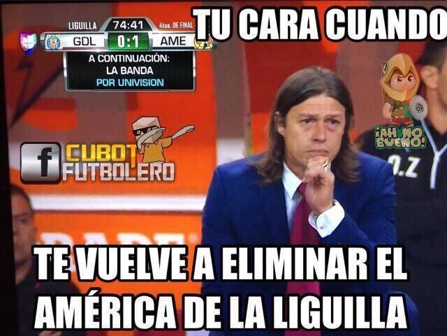 América venció a Chivas en los cuartos de final y las burlas acabaron co...
