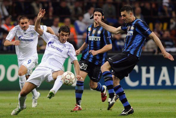 Con ese gol, lelgó una inyección motivacional para los italianos.