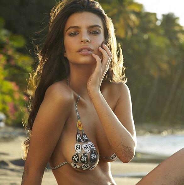 La actriz y modelo es una gran fanática de los deportes, y hace unos día...