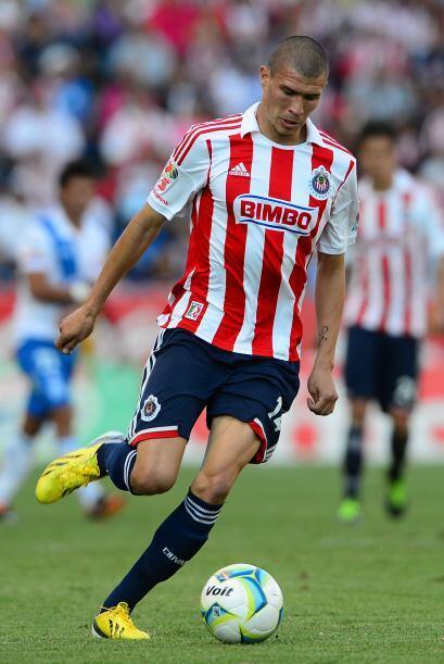 14 Jorge Enríquez.-  El 'Chatón' ha recuperado su nivel en el torneo, ju...