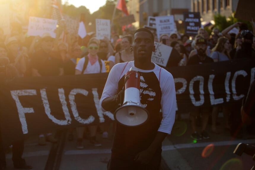 Las protestas se repitieron en Missouri por segundo día