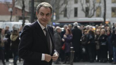 José Luis Rodríguez Zapatero, expresidente de gobierno de España