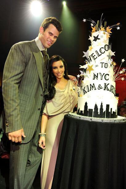 Kim finalmente se casó con su príncipe azul hace apenas unos cuantos día...