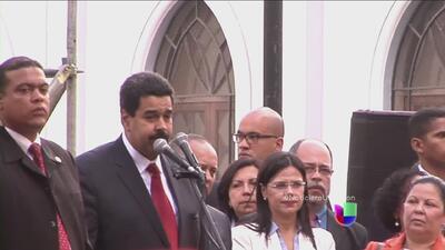 Washington pone en la lista negra a varios funcionarios venezolanos
