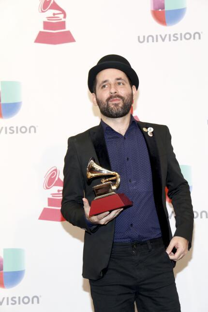 ganadores latin grammy 2015
