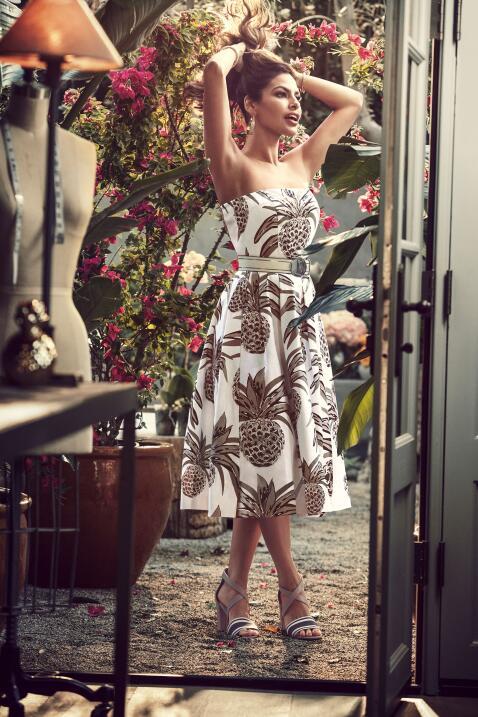 La nueva colección de Eva Mendes