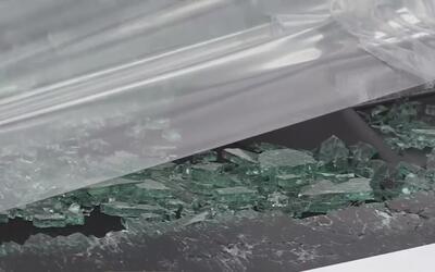 Al menos 800 vehículos dañados deja una tormenta de granizo en Plano