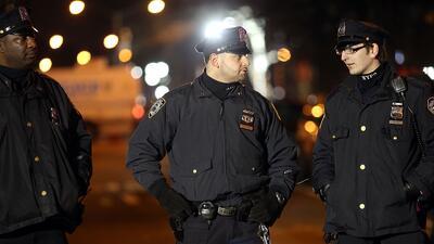 Nueva York, de luto tras asesinato de policías