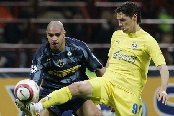 Guillermo Franco tuvo una actuación discreta cuando defendió los colores...