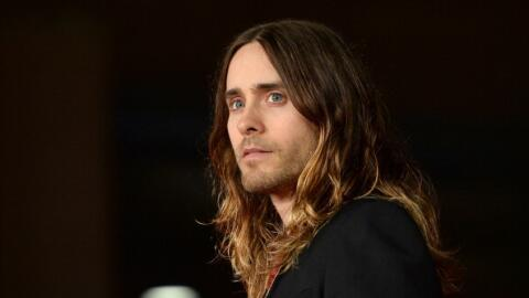 Oscar award winning actor Jared Leto attends the 'Dallas Buyers Club' Pr...