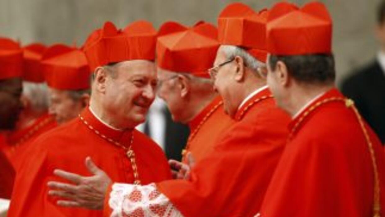 Los ajuares pedidos por el Vaticano fueron diseñados para cardenales de...