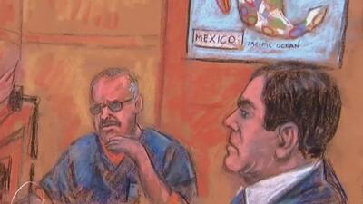 El hermano de 'El Mayo' Zambada detalla ante el juez las operaciones de tráfico de drogas del cártel de Sinaloa