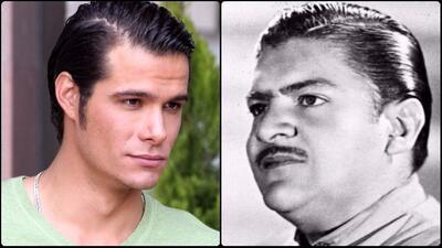 Brandon Peniche podría convertirse en José Alfredo Jiménez