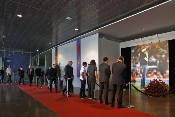 El presidente blaugrana aseveró que el también ex jugador es y será un r...