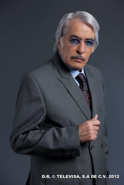 """""""Aníbal Balvanera"""" era un millonario de rancio abolengo, de gran persona..."""