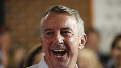 Ed Gillespie, candidato republicano a gobernador en Virginia.