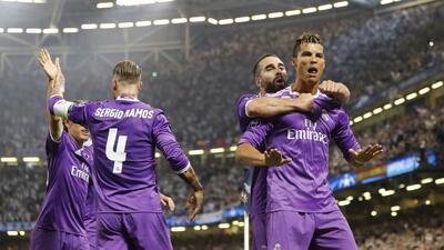 Cristiano volvió a estar sublime en la nueva Champions del Madrid