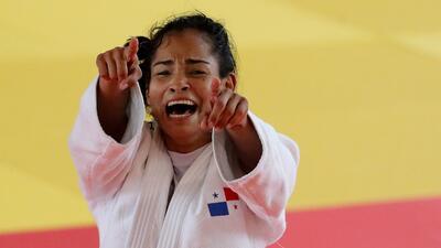 El momento dorado de Kristine Jiménez para Panamá en los Juegos Centroamericanos