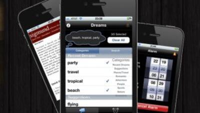 La app Sigmund te ayudará a programar tus sueños.