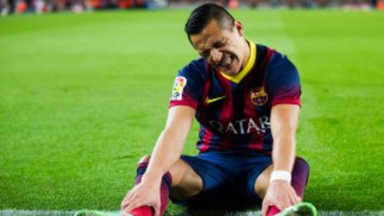 El atacante chileno asegura que el plantel no ha perdido el hambre de tí...
