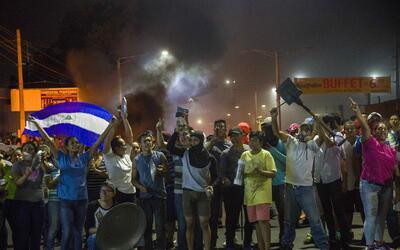 Ya son 12 las personas que han muerto desde el inicio de las protestas c...