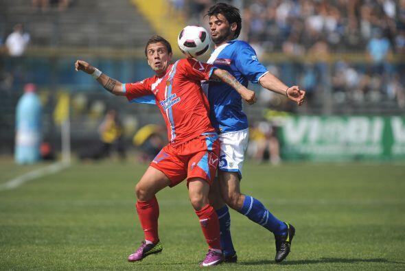 Brescia recibía al Catania con la urgencia de sumar para salir de la zon...