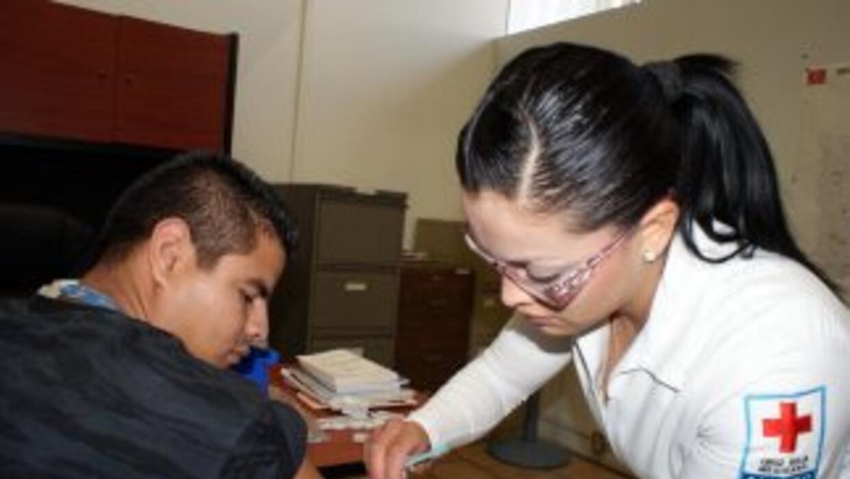 El gobierno de Michoacán informó que suman 82 los casos de influenza A H...
