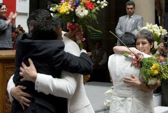 Se dice que para el amor no hay edad, por lo que el gobierno del Distrit...