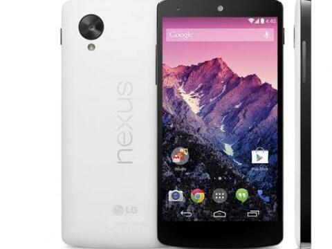Google Nexus 5 Como todos los teléfonos de Google, en este dispos...