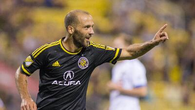 'El Pipa' Higuaín seguirá en Columbus al menos hasta diciembre d...