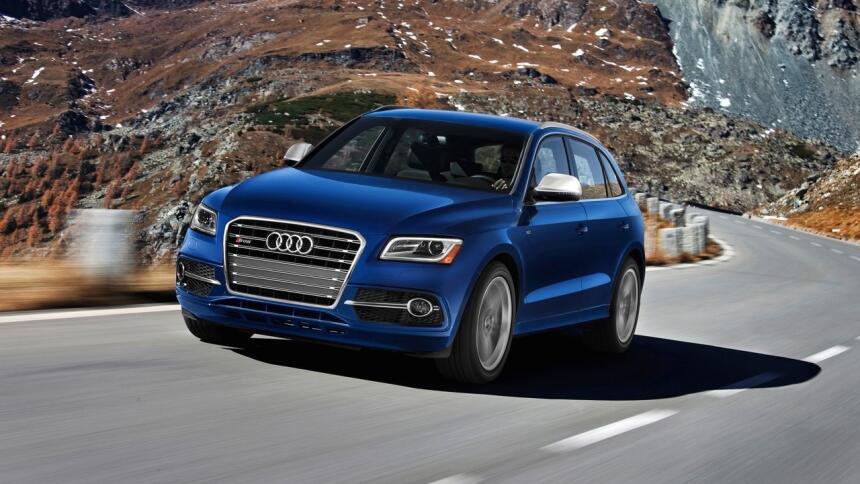 Estos son los autos con el índice de mortalidad más bajo en EEUU Audi-SQ...