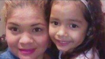 Niña separada de su madre en la frontera pudo hablar con su tía y pidió salir del centro de detención