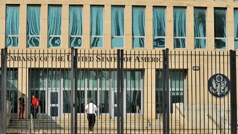 Diplomáticos de EEUU y Canadá en Cuba habrían sufrido graves daños en la...